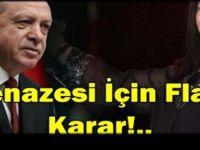 Cumhurbaşkanı Erdoğan'dan Nuray Hafiftaş kararı
