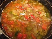 1 Haftada 5 kılo birden vermenizi sağlayacak çorba tarifi. Lezzetine lezzet katarak tüketin