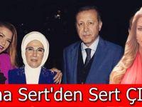 'Hiçbir konuda baskı yok' dedi ve Erdoğan'la ilgili olay bir ifade kullandı