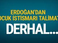 Cumhurbaşkanı Erdoğan'dan Son dakika duyurusu