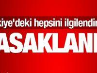 Türkiye'de kritik karar! Hepsi birden yasaklandı