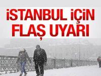 İstanbul'da kar ne zaman yağacak? Son dakika hava durumu tahminleri