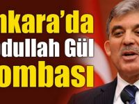 Abdullah Gül'den adaylık açıklaması.. Kararını duyurdu