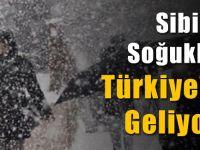 Sibirya soğukları Türkiye'ye geliyor... Bu tarihlere dikkat!