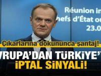 AB'den tartışma yaratacak Skandal Türkiye Mesajı!