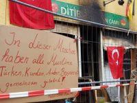 Almanya'da Türklere Yönelik Çirkin Saldırılara Kınama