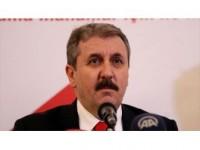 Bbp Genel Başkanı Destici: Cumhur İttifakını Destekliyoruz
