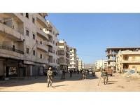 Afrin'de Tuzaklanan Patlayıcılar İmha Ediliyor