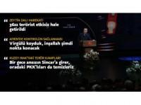 Cumhurbaşkanı Erdoğan: Virgülü Koyduk, İnşallah Şimdi Nokta Konacak