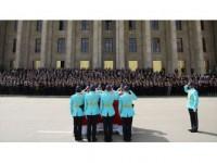 Hasan Celal Güzel İçin Tbmm'de Tören Düzenlendi