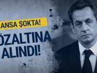 Sarkozy'nin Gözaltına Alınması! Suçlama şaşırttı