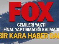 FOX TV'de deprem Sürüyor! Bir Final Kararı Daha