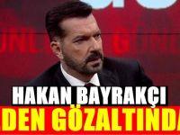 SONAR Başkanı Hakan Bayrakçı neden gözaltına alındı ? Açıklama geldi