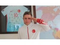 Down Sendromlu Milli Sporcu Ali Topaloğlu: Türkiye'nin Usain Bolt'u Olmak İstiyorum