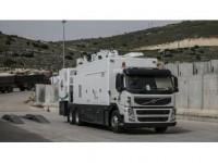 Cilvegözü Sınır Kapısı'na Son Teknoloji X-ray Cihazı