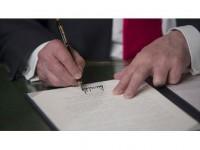 Trump, Ek Gümrük Vergisi Genelgesini İmzaladı