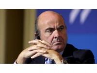 Ecb Başkan Yardımcılığına Guindos Atandı