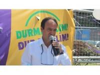 Polise Hakaret Eden Osman Baydemir'in Cezası Onandı