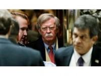 Trump'ın Yeni Danışmanı Bolton 'Savaş Yanlısı' Tavrıyla Dikkati Çekiyor