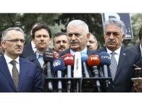 Başbakan Yıldırım: Erbil'e Uçuşlar İçin Hava Sahamızı Bugün İtibarıyla Açıyoruz