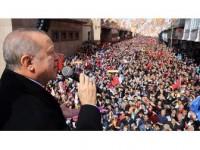 Cumhurbaşkanı Erdoğan: Biz Buralardan Artık Geri Adım Atamayız