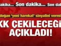 Son Dakika  : Cumhurbaşkanı Erdoğan'ın resti sonrası aldıkları kararı duyurdular