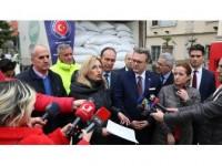 Tika'dan Arnavutluk'taki Selzedelere Yardım
