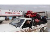 Yardım Kuruluşlarının Afrin Seferberliği Devam Ediyor
