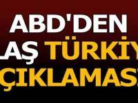 ABD'den Flaş Türkiye açıklaması! Kritik karar
