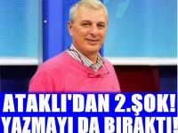 Halk TV'den Kovulan Can Ataklı'dan 2.Kötü Haber! Bizzat kendi açıkladı