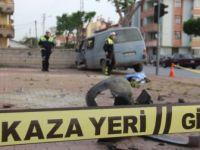Konya'da Otomobil ile Kamyonet Çarpıştı: Mehmet Alkan Hayatını Kaybetti