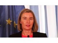 Ab Yüksek Temsilcisi Mogherini: Sırbistan, Ab'ye Üyelik Sürecinde Doğru Bir Yol İzliyor