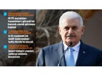 Başbakan Yıldırım: Seçimi İlgilendiren 8-10 Maddelik Teklif Haftaya Meclis'te