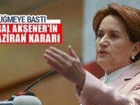 İyi Parti lideri Meral Akşener seçime böyle girecek