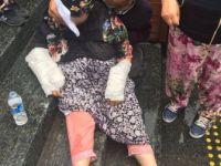50 yaşındaki Dilek O. Bursa Adliyenin Merdivenlerinde Can Verdi