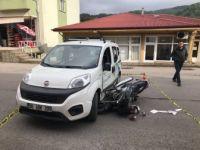 Zonguldak, İnağzı Mahallesinde Trafik Kazası: Muhammet K. Yaralandı