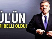 Abdullah Gül'ün kararı belli oldu! İşte 24 Haziran kararı