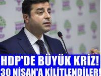 HDP'de erken seçim endişesi! Hayati konu ne ? Ortaya çıktı
