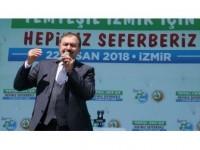 Orman Ve Su İşleri Bakanı Eroğlu: Yanan Orman Alanları 1 Yıl İçerisinde Ağaçlandırıldı