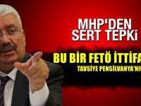 MHP'li Semih Yalçın'dan Şok CHP iddiası! Bu bir FETÖ ittifakıdır, Pensilvanya'nın tavsiyesidir
