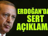 Cumhurbaşkanı Erdoğan'dan çok sert açıklama!   Genel Kurul'da yaşananlar rezalet