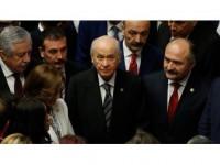 Mhp Genel Başkanı Bahçeli: Chp Genel Kurula Gerilim Yaratmak İçin Gelmiş
