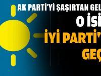 Bir şok daha: O isim İYİ Parti'ye katılıyor