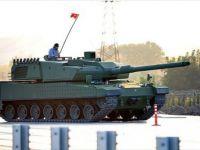 Altay Tankı İhalesi Sonuçlandı