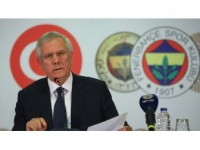 Fenerbahçe Kulübü Başkanı Yıldırım: Sayın Şenol Güneş Tiyatro Oynamıştır