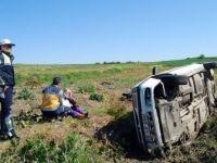 Tekirdağ'ın Malkara'da kaza! Nuri Temel, Sevdiye Temel,Selime Bozkurtoğulları yaralandı