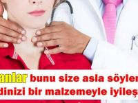Tiroidinizi bir malzemeyle iyileştirin! Onlarca soruna şifa!