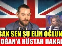 ATV Ekranlarında boy gösteren ünlü isimden Erdoğan'a Küstah hakaretler!