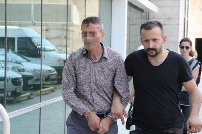 Samsun'da Karı-Koca Gasptan Gözaltına Alındı